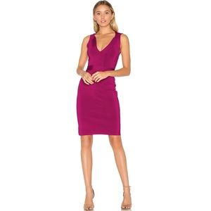 NWT Elizabeth and James Peyton Dress Cosmos Pink